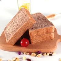 雨旺 黑麦全麦吐司面包 1斤