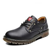 双11预售:Dickies 帝客 193M50LXS95-2 男士真皮大头工装鞋