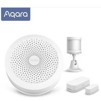 双11预售:Aqara 守护女神套装 网关+人体传感器+门窗传感器