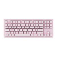 双11预售:Akko 3087DS RGB 机械键盘 粉色 佳达隆轴