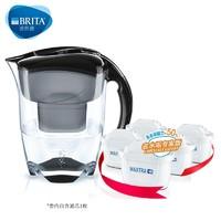 双11预售:BRITA 碧然德 Elemaris探索者系列 净水壶 1壶6芯套装