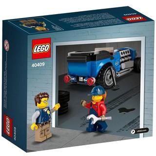 LEGO 乐高 创意百变系列 40409 HOT ROD老爷车