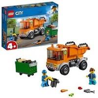 LEGO 乐高 City 城市系列 60220 城市清理车