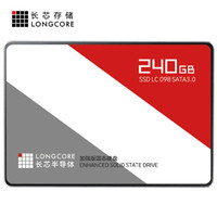 LONGCORE 长芯 LC 098 240GB SSD固态硬盘