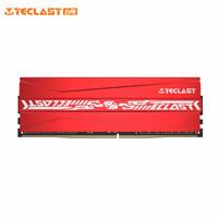新品发售:TECLAST 台电 腾龙系列 G40 DDR4 3000MHz 台式机内存条 8GB