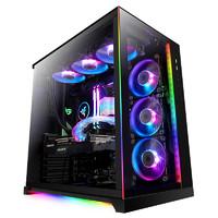 RAZER 雷蛇 联力包豪斯RGB幻彩 DIY主机( i7-10700K、RTX3080、Z490 UD、16GB、1T)
