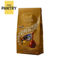 Lindt 瑞士莲 混合4味巧克力软心球 125g