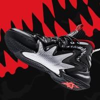 双11预售:ANTA 安踏 狂潮2 毒液联名款 112031602S 男士篮球鞋