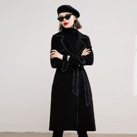 LOUIS YAO 白鹿语  BX11190300 女式大衣外套