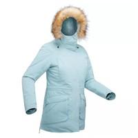 微信专享:DECATHLON 迪卡侬 H500 U 女式雪地徒步防水保暖夹克