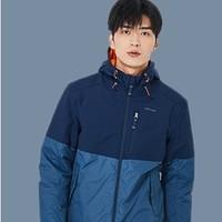 微信专享:DECATHLON 迪卡侬 8398576 男士保暖棉服