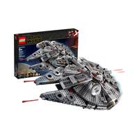 双11预售、88VIP:LEGO 乐高 星球大战系列 75257 千年隼