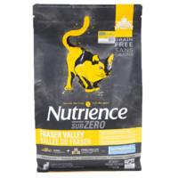 NUTRIENCE 哈根纽翠斯 黑钻菲沙 河谷鸡肉全猫粮 5磅