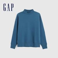 21日0点、双11预售:Gap 盖璞 644504E 中性款抓绒运动卫衣