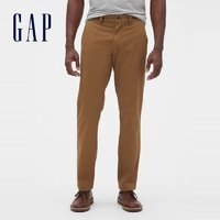 双11预售:Gap 盖璞 500359 男装直筒休闲长裤