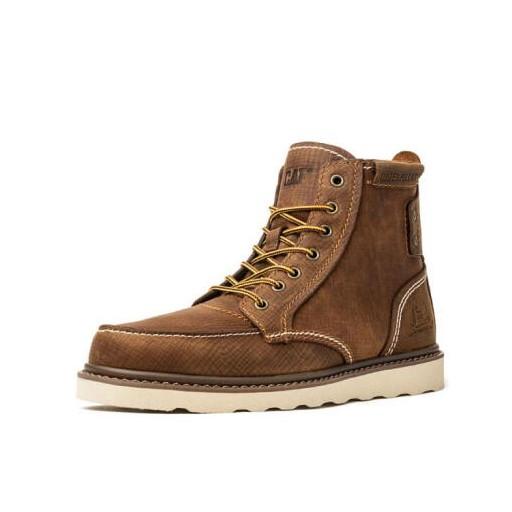 CAT 卡特彼勒 P712947J3EDC09 男士经典工装靴