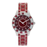 银联爆品日:Dior 迪奥 Christal CD143114M001 豪华女士腕表