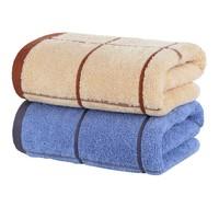 南极人 纯棉毛巾 33*71cm 2条装