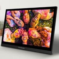 双11预售:viewsonic 优派 VX1630-4K-HD 15.6英寸 4K便携显示器