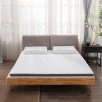 京东PLUS会员:佳佰 乳胶床垫 120*200*7.5cm (标准乳胶垫)