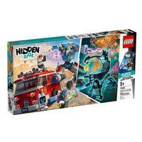 百亿补贴:LEGO 乐高 幽灵秘境系列 70436 幽灵消防车