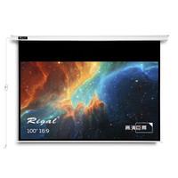 Rigal 瑞格尔 100英寸16:9 电动投影幕布
