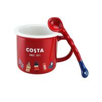 COSTA 咖世家 妙趣英伦 陶瓷杯 265ml *3件