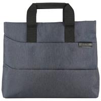 M&G 晨光 ABB93184 双层手提拉链文件袋 A4/深灰色 *3件 +凑单品