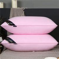 HKGK 希尔顿五星级酒店枕头 低枕 1对装
