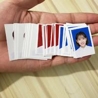 炫丽 照片冲印 证件照 2寸4张不换底 富士晶彩光面