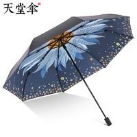 23日10点:Paradise 天堂伞 插画手绘风 遮阳晴雨伞