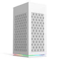 双11预售、新品发售:aigo 爱国者 YOGO S1 小新桌面迷你电脑机箱