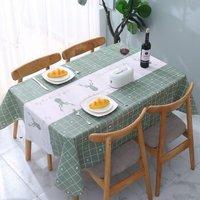 IMU 防水桌布 180*137cm、90*137cm (两张)