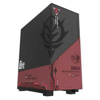 双11预售:赤核 攀升高达联名扎古2 红色彗星标准版 ATX机箱