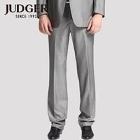 JUDGER 庄吉 XK021D2339723 男士羊毛西裤