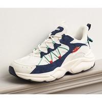 21日0点、双11预售:ANTA 安踏 122037766R 女士复古老爹鞋