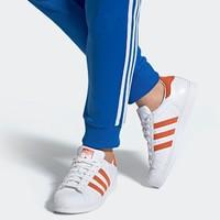 双11预售、历史低价:adidas 阿迪达斯 SUPERSTAR EF9239 男女经典鞋