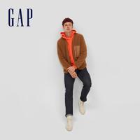 21日0点、双11预售:Gap 604084 男装工装风中腰休闲牛仔裤