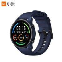 新品发售:MI 小米 手表Color运动版 深空蓝