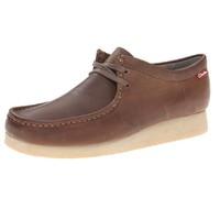 Clarks 男士 Stinson Lo 袋鼠鞋