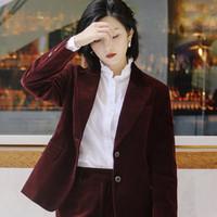21日0点、双11预售:Uniqlo 优衣库 432955 女装全棉荷叶边立领衬衫