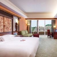 双11预售:广州长隆酒店/熊猫酒店2晚套餐(含早餐+动物世界+马戏2日门票)