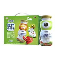 88VIP:yili 伊利 QQ星 酸奶含乳饮料 草莓猕猴桃 180ml*16瓶 *5件