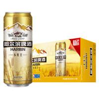 疯狂星期三、限地区:HARBIN 哈尔滨 小麦王啤酒 330ml*24瓶