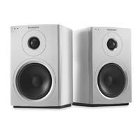 1日0点:Dynaudio 丹拿 Xeo10 书架式 无线有源HiFi音箱 白色