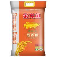 金龙鱼 苏北米 软香稻大米 10kg *5件