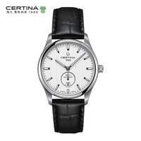 双11预售:CERTINA 雪铁纳 C022.428.16.031.00 自动机械皮带男表