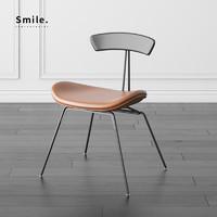 丹青眷 DQJCY2020-1 北欧工业风复古蚂蚁椅子 4色可选
