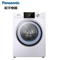 Panasonic 松下 XQG80-N80WY 8KG 滚筒洗衣机