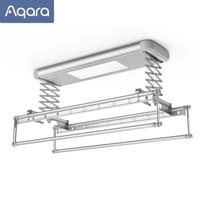 绿米Aqara 智能晾衣机Lite 晾衣架阳台室内照明电动升降米家(MIJIA)APP智能联动控制支持小爱同学语音